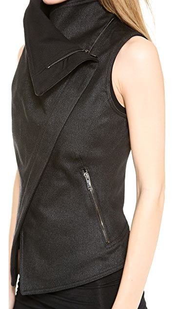Gareth Pugh Sleeveless Jacket