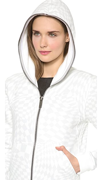 Gareth Pugh Hooded Sweatshirt