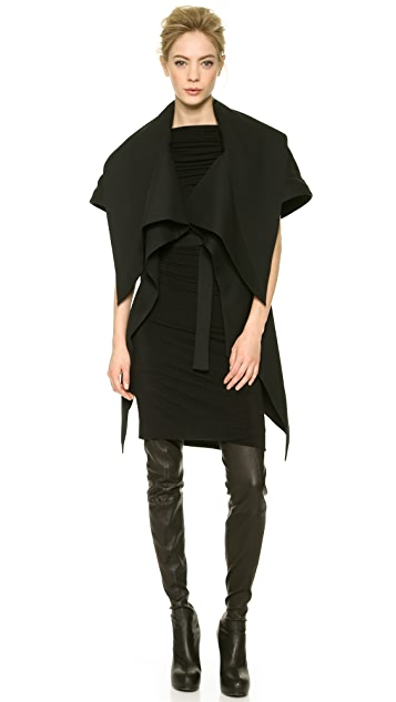 Gareth Pugh Draped Jacket