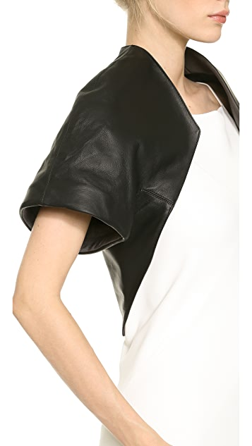 Gareth Pugh Cropped Jacket