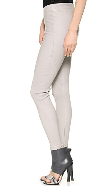 Gareth Pugh Skinny Leather Pants