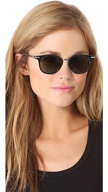 GARRETT LEIGHT Venezia Sunglasses