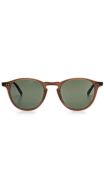 GARRETT LEIGHT Hampton Sunglasses
