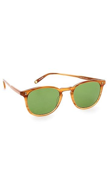 GARRETT LEIGHT Солнцезащитные очки Kinney
