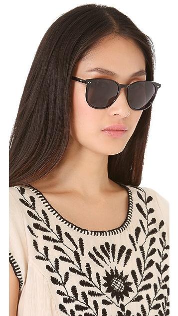 GARRETT LEIGHT Rialto Sunglasses