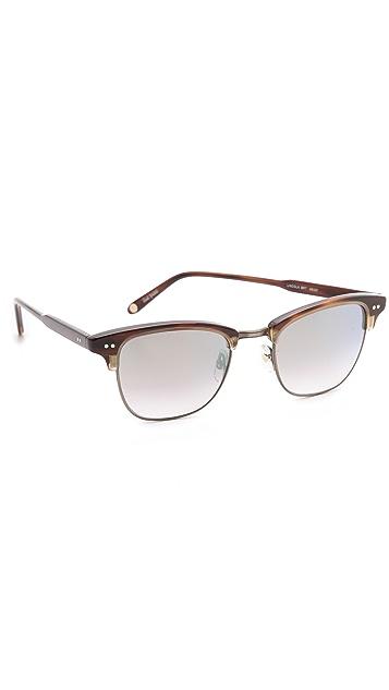 GARRETT LEIGHT Limited Edition Lincoln Sunglasses