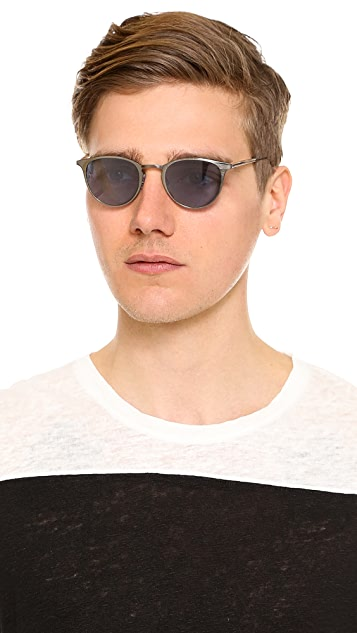 GARRETT LEIGHT Oxford Sunglasses