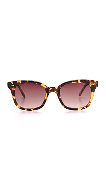 GARRETT LEIGHT Machado Sunglasses