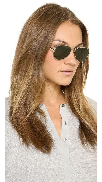GARRETT LEIGHT Palms Sunglasses
