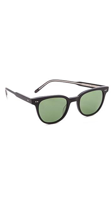 5d8937f107 GARRETT LEIGHT Angelus Sunglasses ...
