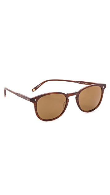 GARRETT LEIGHT Kinney Polarized Sunglasses