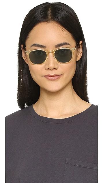 bb7013d8ea4 GARRETT LEIGHT Kinney Sunglasses  GARRETT LEIGHT Kinney Sunglasses ...