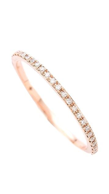 Gabriela Artigas 14k Rose Gold Axis Ring