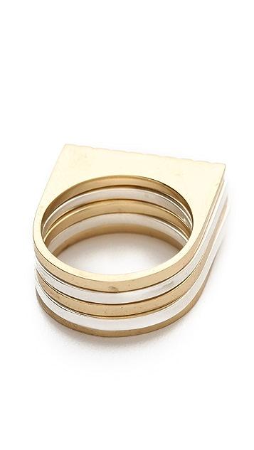 Gabriela Artigas DuPont Ring Set