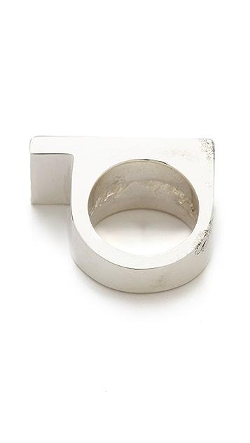 Gabriela Artigas Pedestal Ring