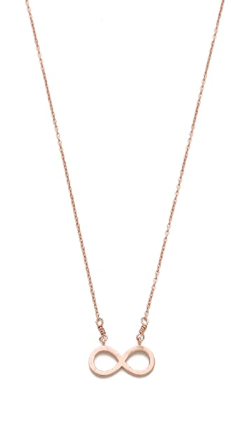 Gabriela Artigas Infinite Knot Necklace