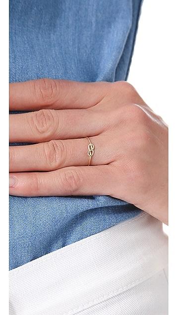 Gabriela Artigas Knot Ring