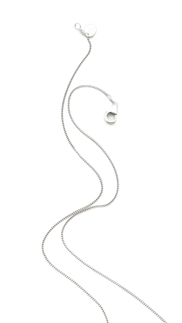 Gabriela Artigas Stick Pendant Necklace