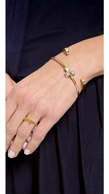 Gabriela Artigas Stirrup Cuff Bracelet