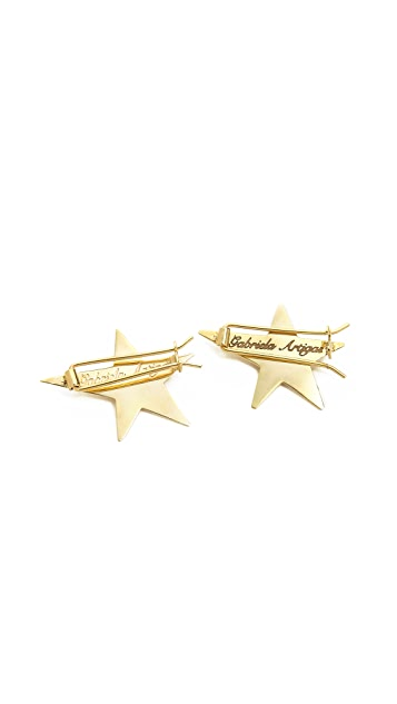 Gabriela Artigas Small Shooting Stars Head Piece