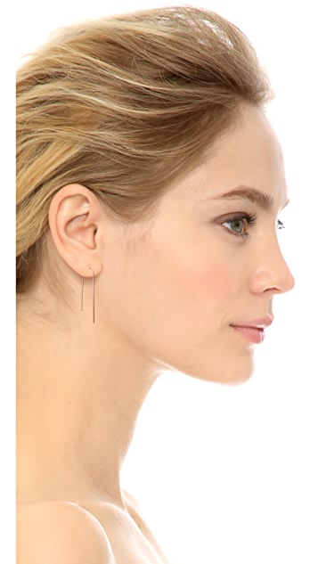 Gabriela Artigas Infinite Hook Earring