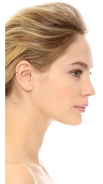 Gabriela Artigas Infinite Tusk Reloaded Ear Cuff