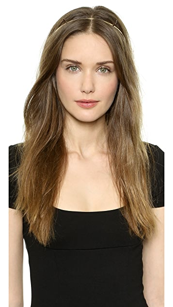 Gabriela Artigas Double Tusk Headband