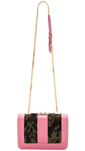 Gedebe Bibi Haircalf Shoulder Bag