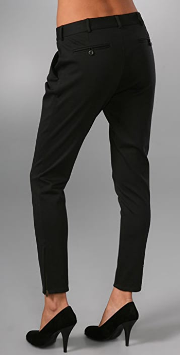Generra Pleated Front Slouch Pants