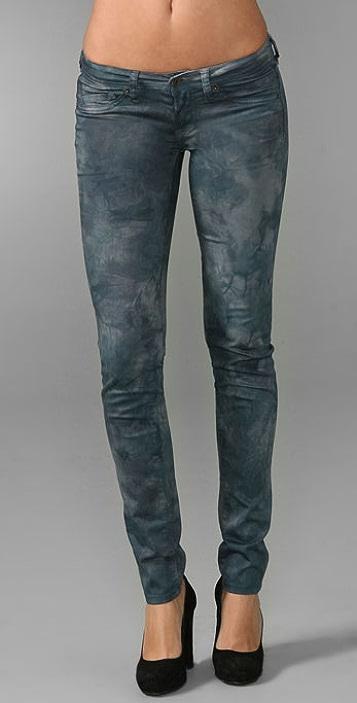 Genetic Los Angeles Shane Recessive Cigarette Jeans