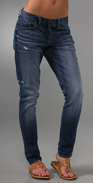 Genetic Los Angeles Davis Slouchy Cigarette Jeans