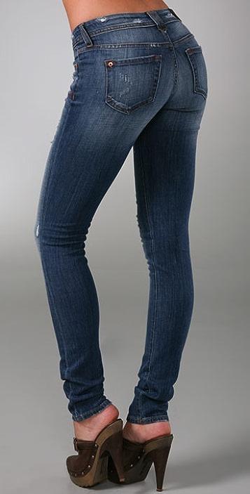 Genetic Los Angeles Shane Cigarette Jeans