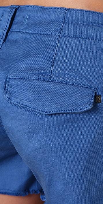 Genetic Los Angeles The Survivor Cutoff Cargo Shorts