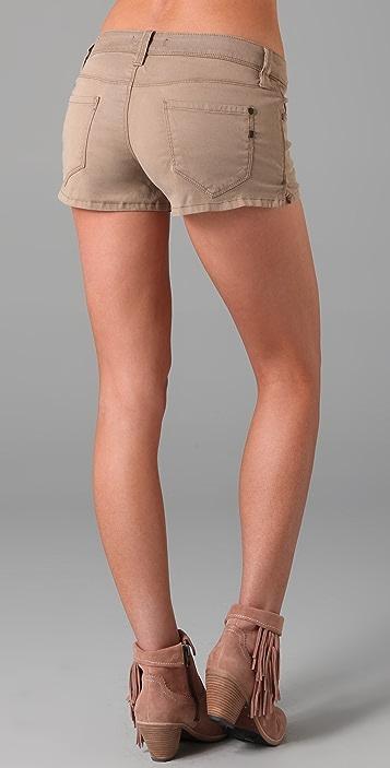 Genetic Los Angeles The ZZ Clean Side Slit Shorts