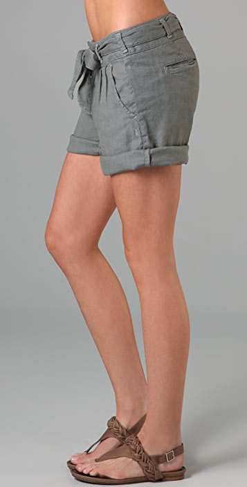 Genetic Los Angeles The Bella Pleated Shorts
