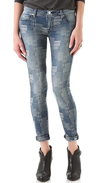 Genetic Los Angeles Shya Cigarette Jeans