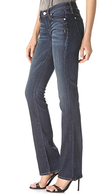 Genetic Los Angeles The Lily Baby Boot Cut Jeans