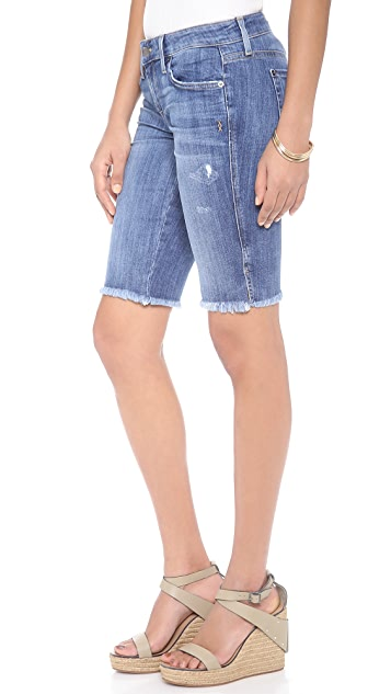 Genetic Los Angeles Camina Anti Fit Bermuda Shorts