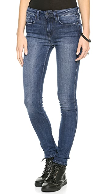 Genetic Los Angeles Slim High Rise Skinny Jean