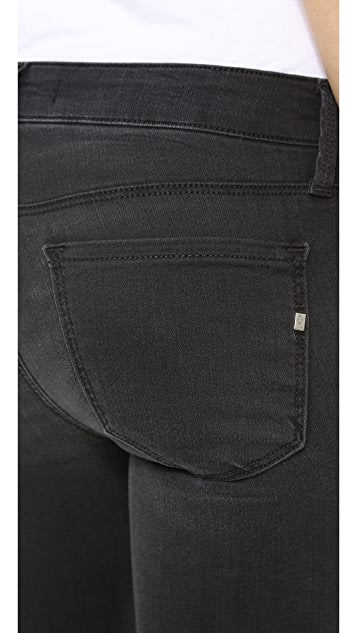 Genetic Los Angeles Shane Faux Front Pocket Jeans