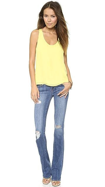 Genetic Los Angeles Riley Slim Boot Cut Jeans