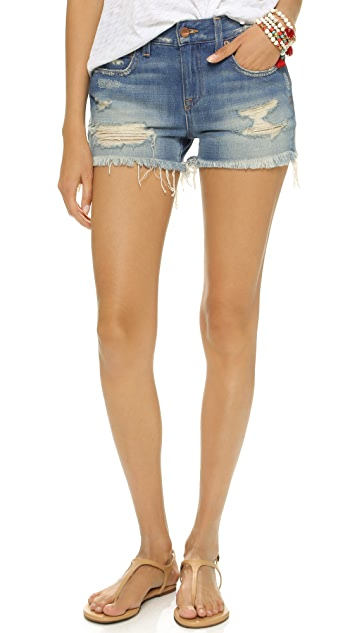 Genetic Los Angeles Steview Cutoff Shorts