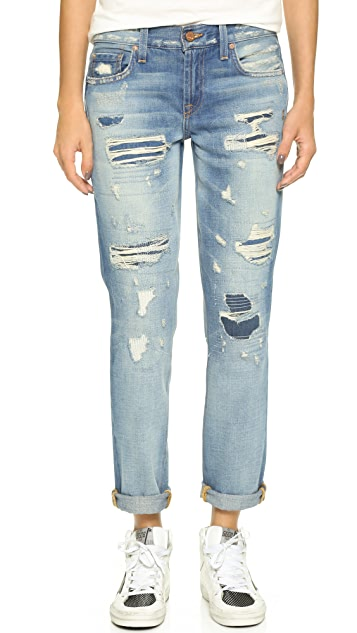 Genetic Los Angeles Alexa Slim Boyfriend Jeans