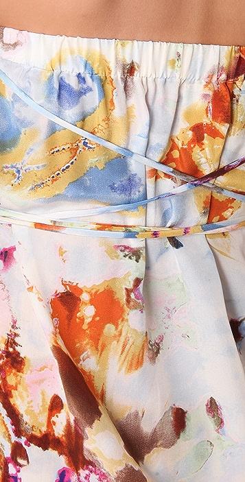 Georgie Dana Print Dress