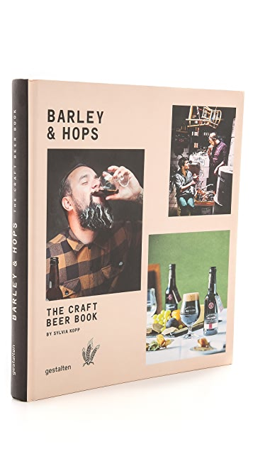 gestalten Barley & Hops: The Craft Beer Book
