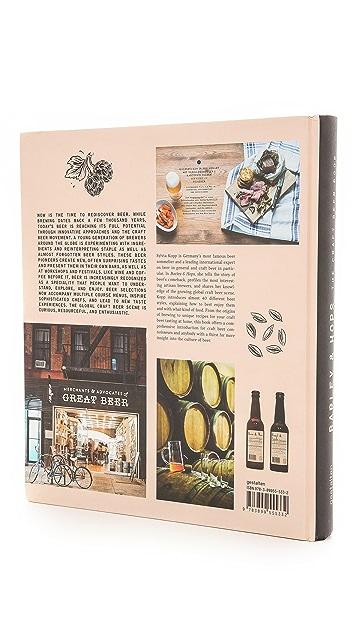 gestalten Barley & Hops: The Craft Beer Book