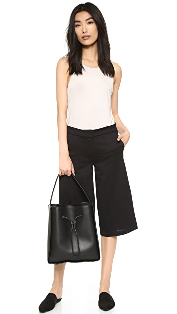GETTING BACK TO SQUARE ONE Culottes