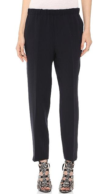 Giada Forte Straight Leg Pants