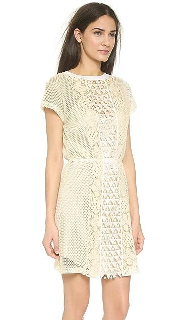 Forte Forte Crochet Dress