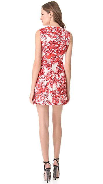 Giambattista Valli Sleeveless Tunic Dress